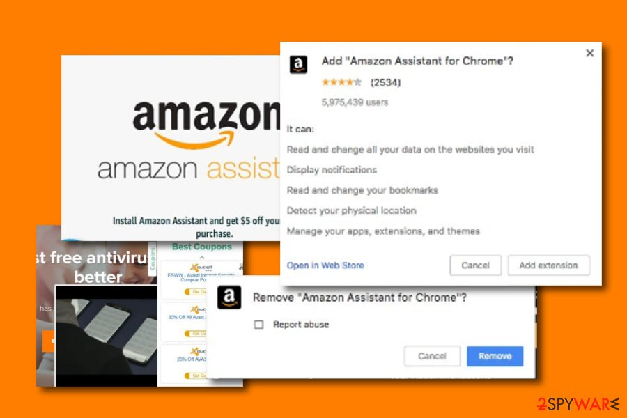 amazon chrome extension