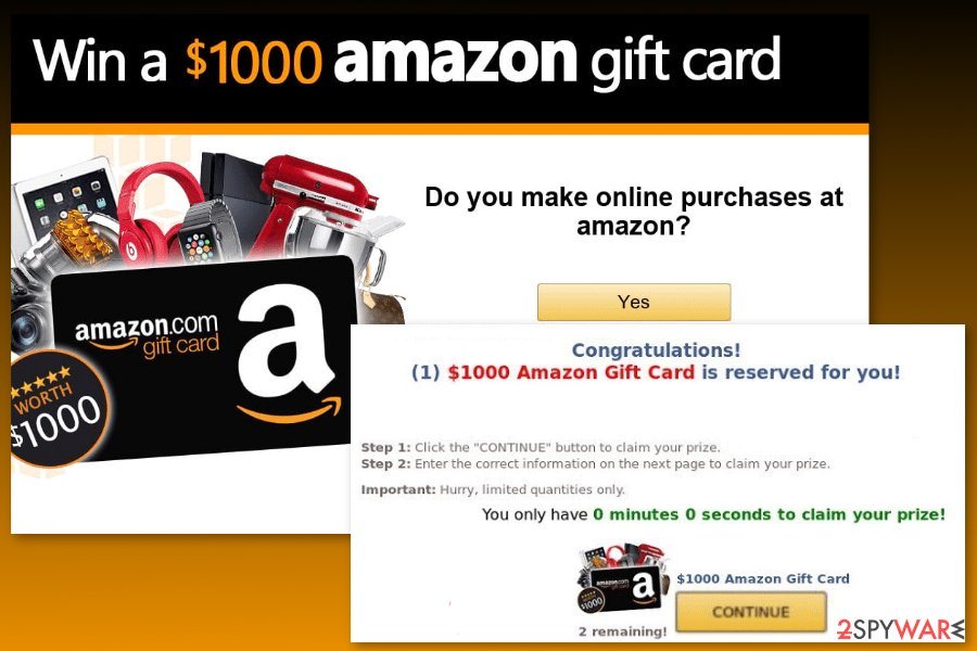Online dating amazon gift card scam