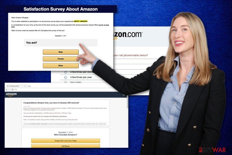 Amazon Shopper Satisfaction Survey