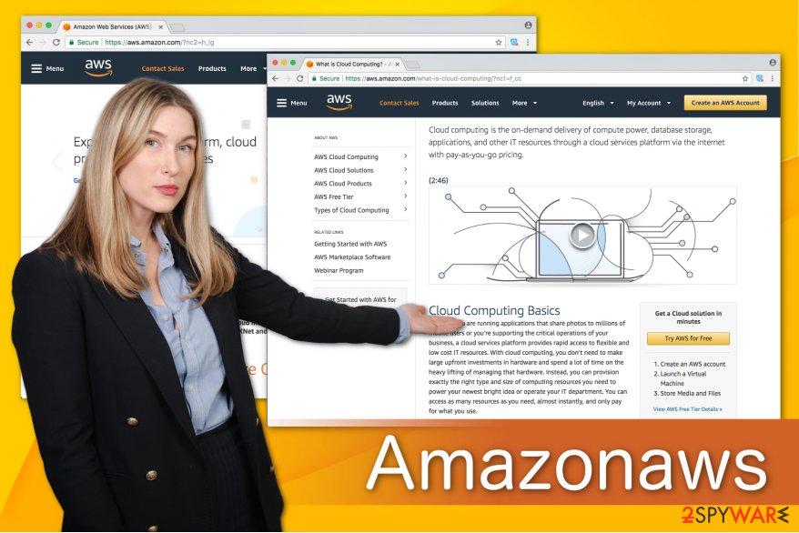 Amazonaws adware