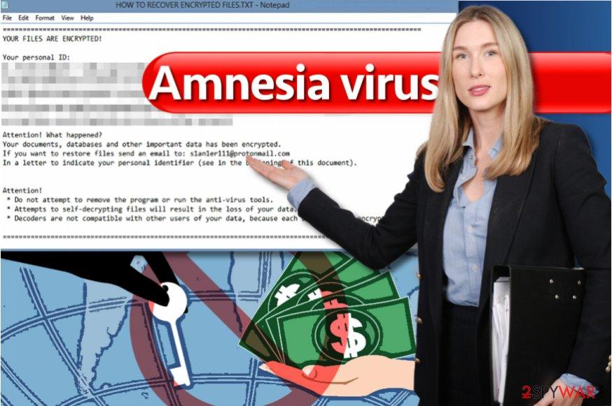 Amnesia virus