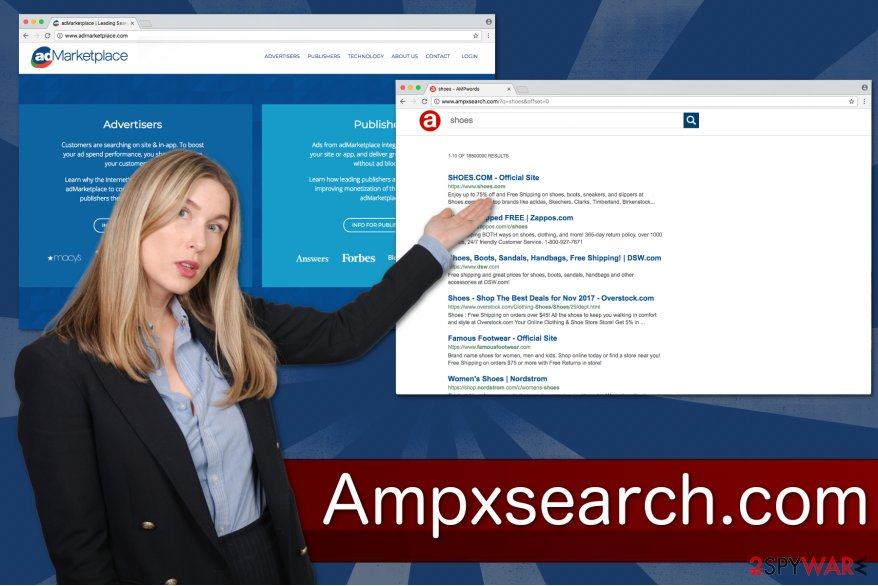 Ampxsearch.com illustration