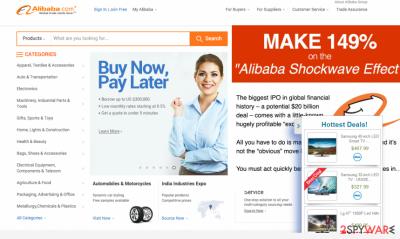 Alibaba ads