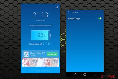 Android Charging Boost virus