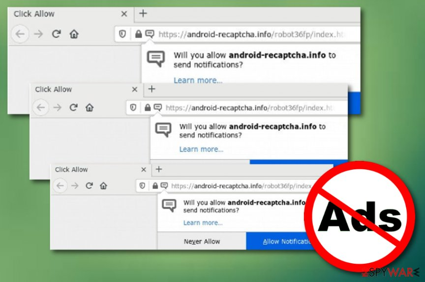 Android-recaptcha.info adware