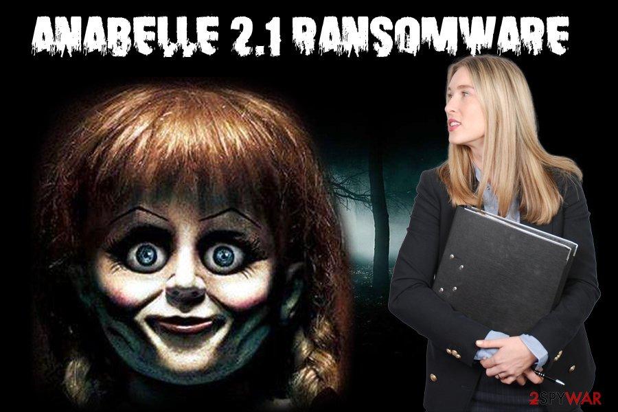 Annabelle 2.1 ransomware virus