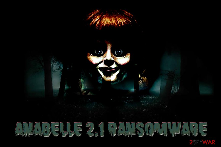 Annabelle 2.1 ransomware