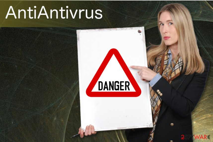 AntiAntivirus virus