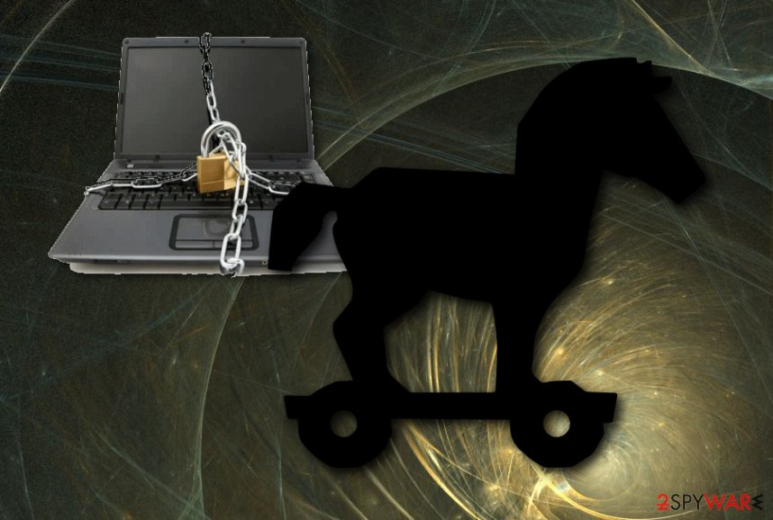 AntiAntivirus trojan horse