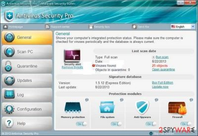 Antivirus Security Pro