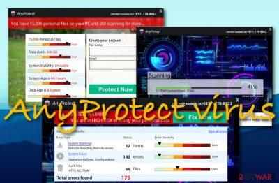AnyProtect virus