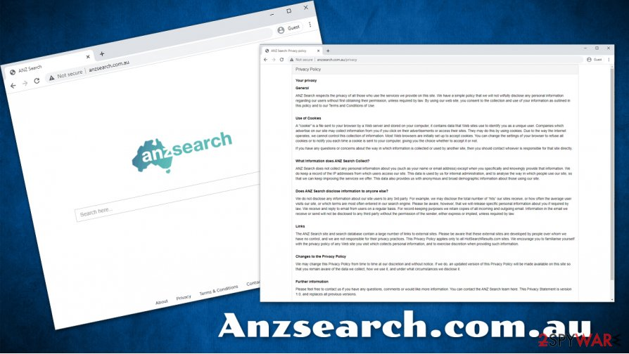 ANZ Search