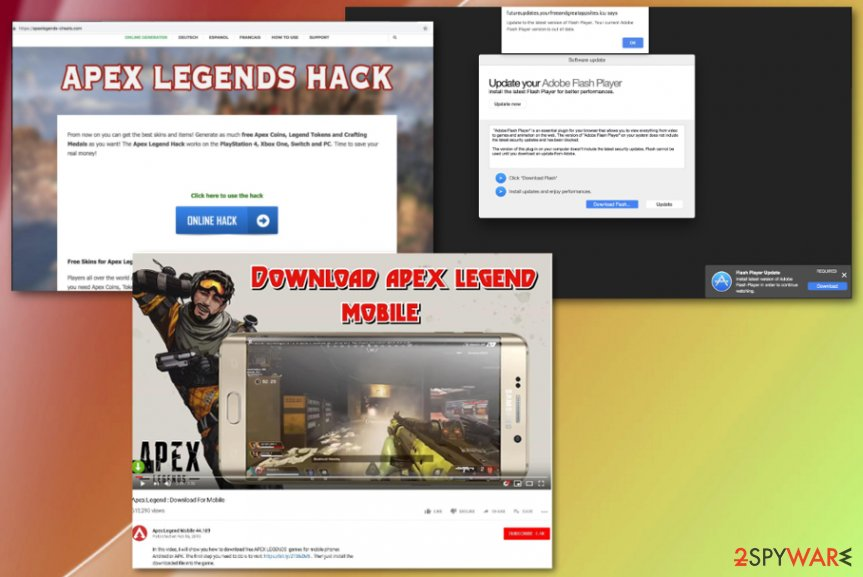 Apex Legends Trojan