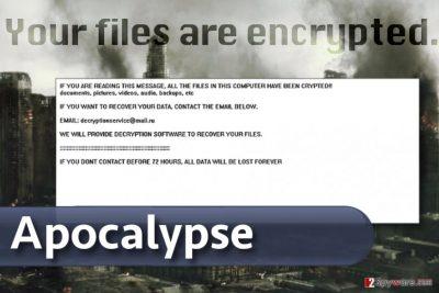 Apocalypse virus