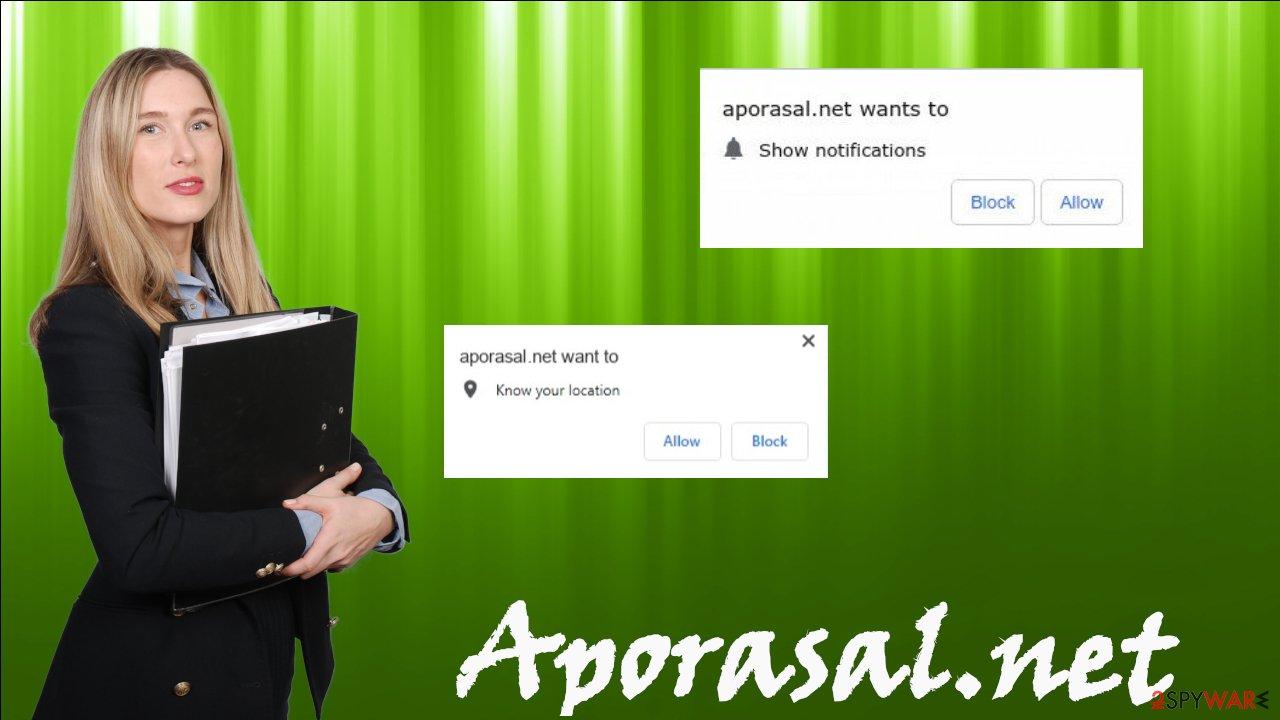 Aporasal.net virus