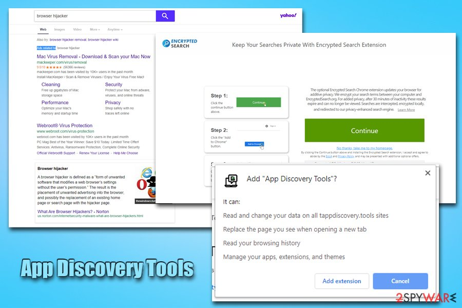App Discovery Tools bundle