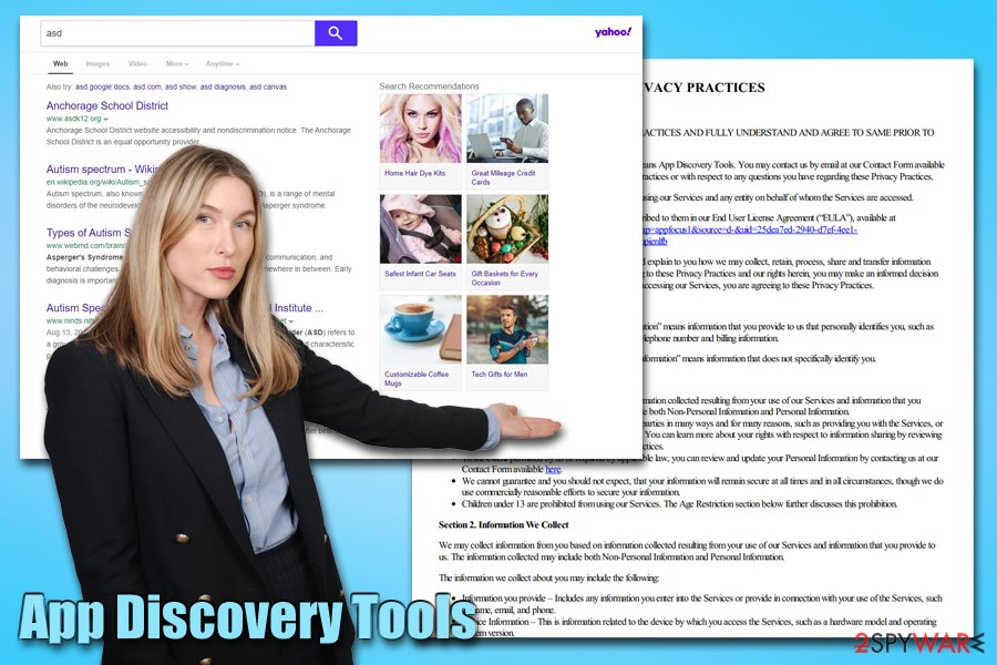 App Discovery Tools hijack