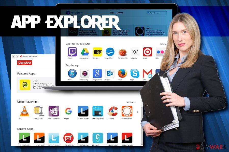 App Explorer PUP