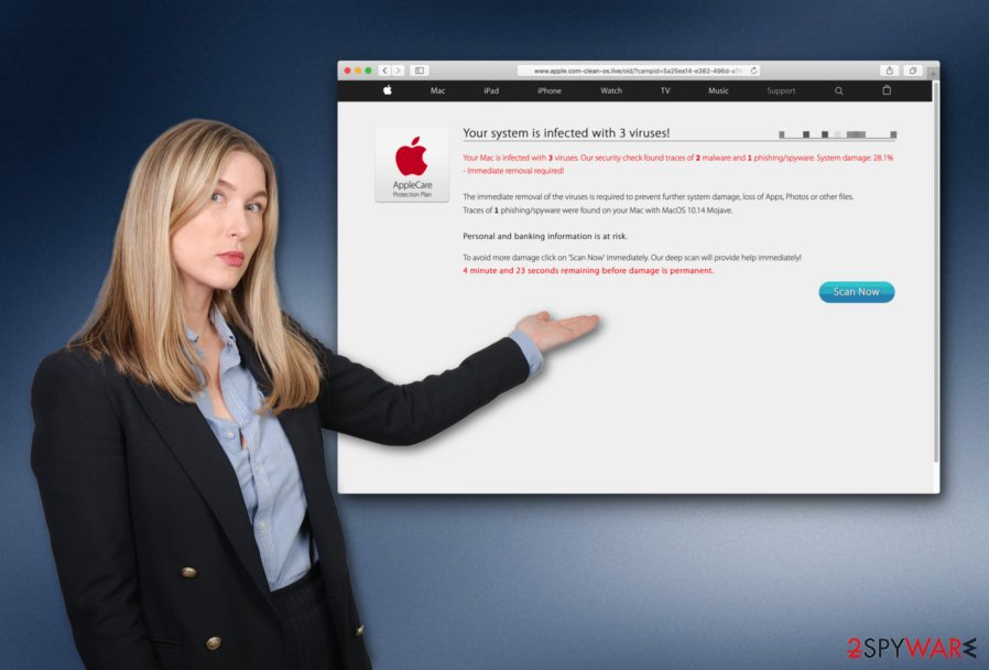 Apple.com-clean-os.live PUP