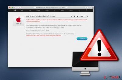 Apple.com-clean-os.live scam