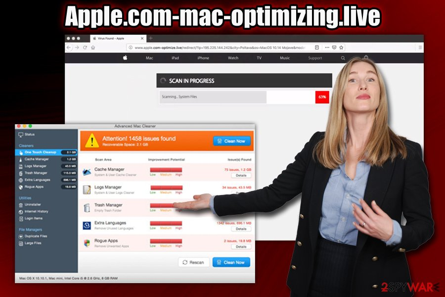 Apple.com-mac-optimizing.live scam