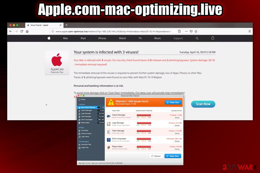 Apple.com-mac-optimizing.live
