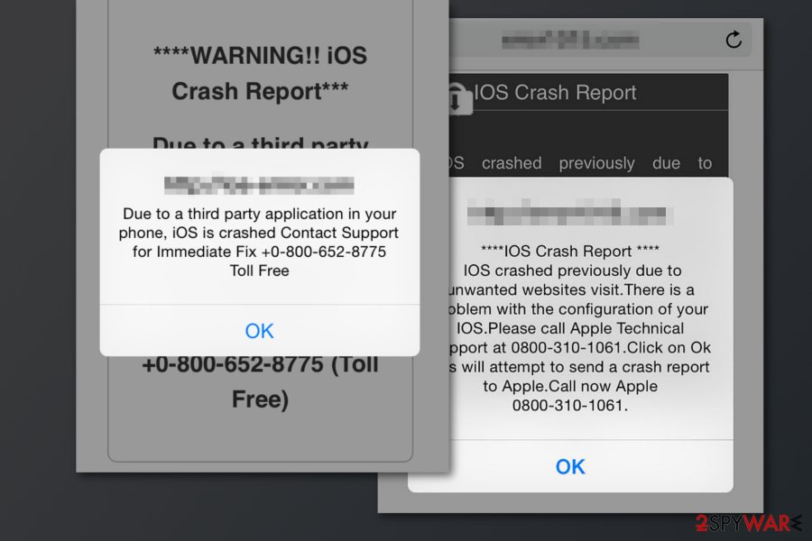 APPLE SECURITY BREACH iPhone scam