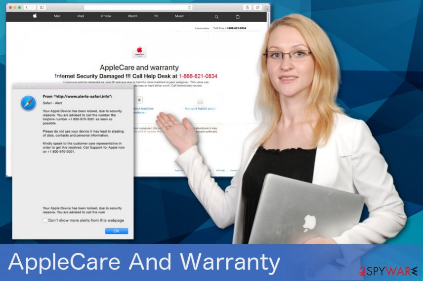 AppleCare And Warranty scam