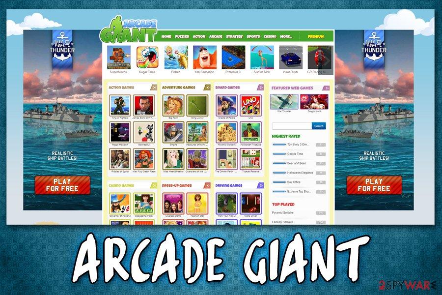 Arcade Giant