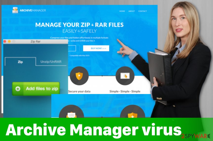 Archive Manager tool