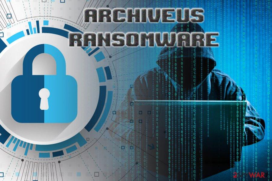 Archiveus ransomware