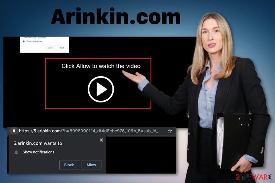 Arinkin.com adware