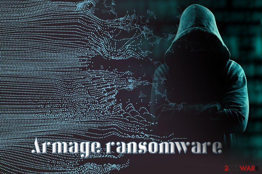 Armage ransomware
