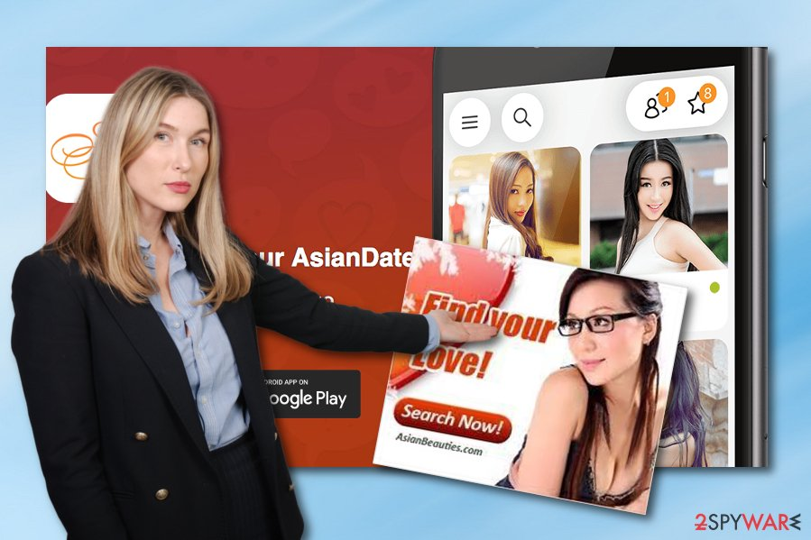 Asian Beauties ads