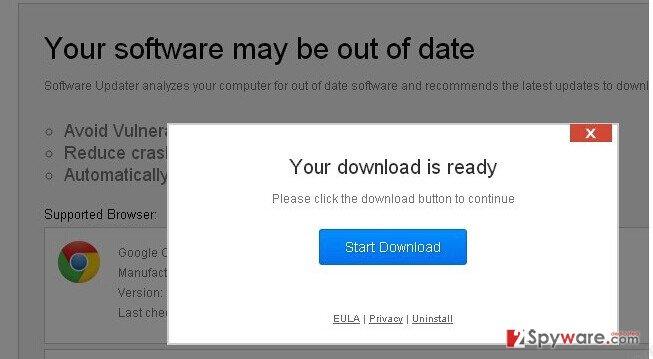 VLC Addon virus