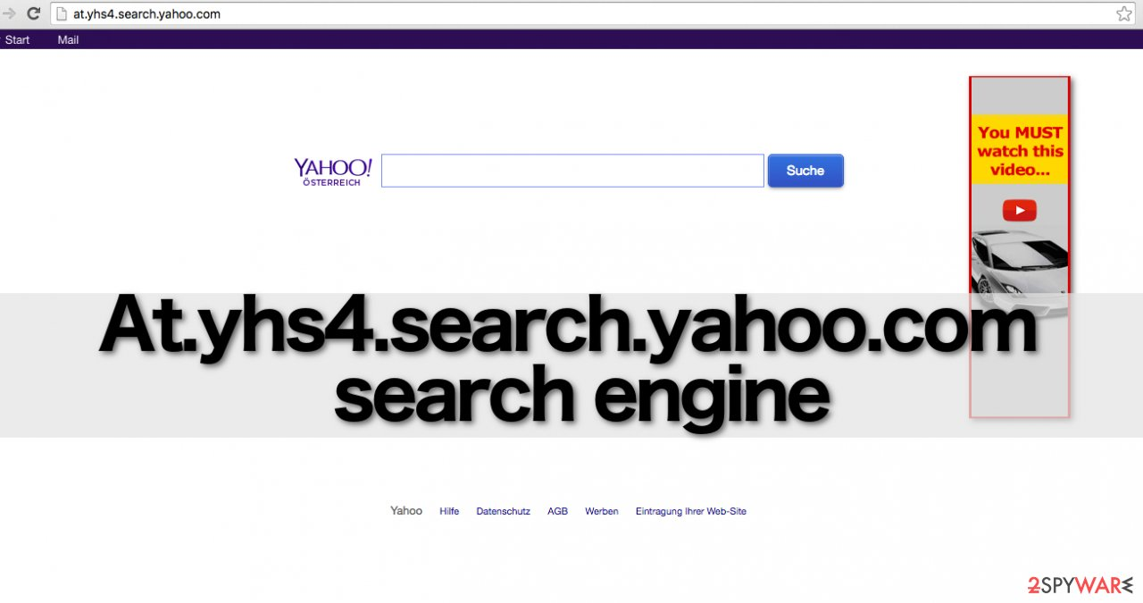 Screenshot of At.yhs4.search.yahoo.com search engine