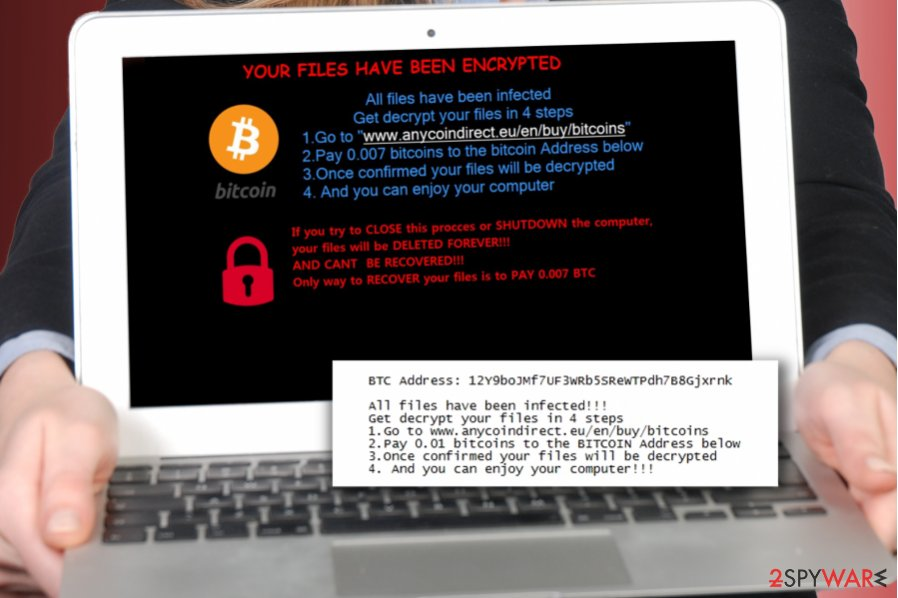 Atchbo ransomware