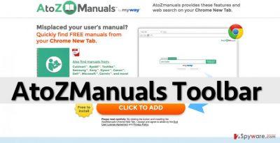 AtoZManuals Toolbar