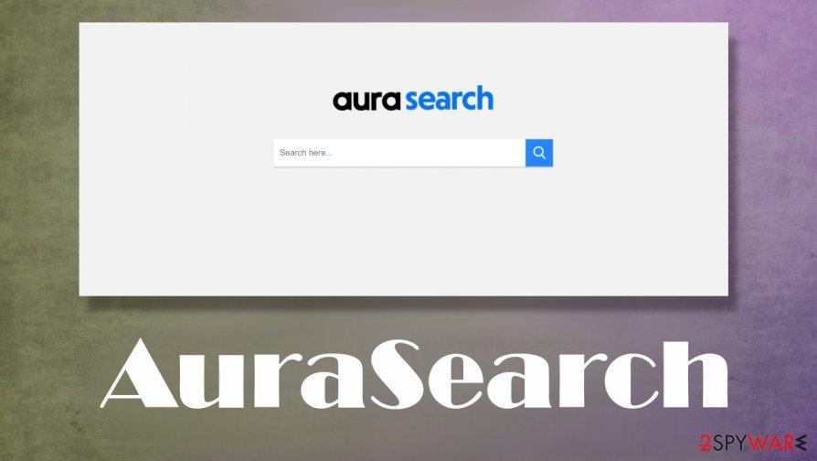 AuraSearch Mac Adware