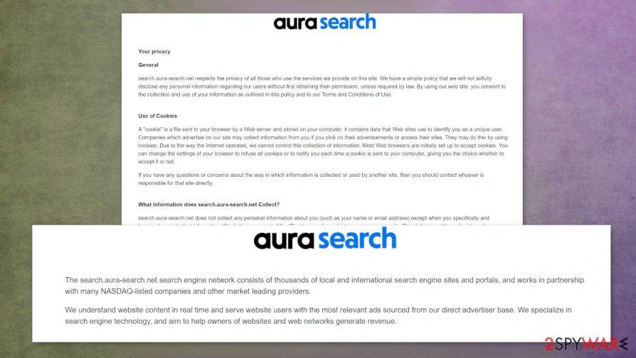 AuraSearch PUP
