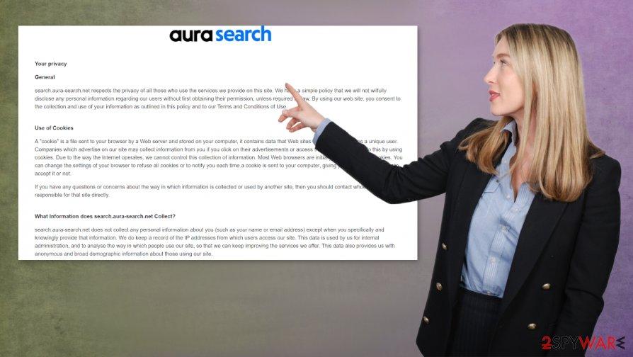 AuraSearch Mac virus