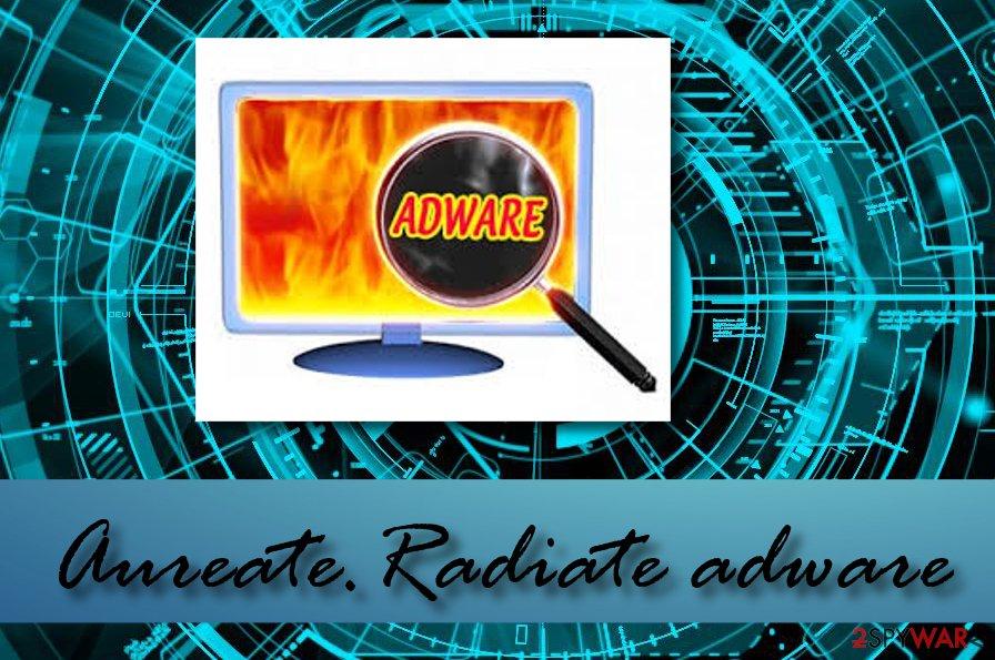 Aureate.Radiate adware