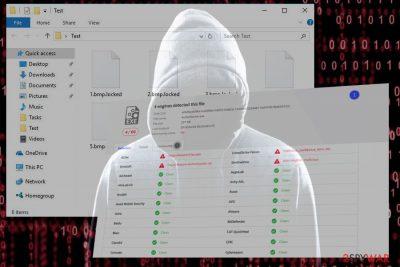 AutismLocker ransomware virus