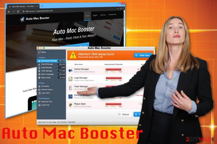 Auto Mac Booster adware