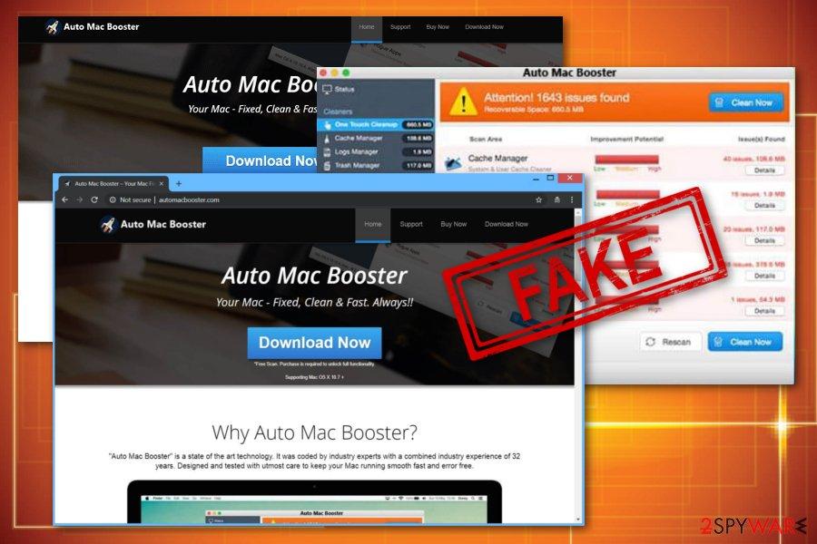 Auto Mac Booster