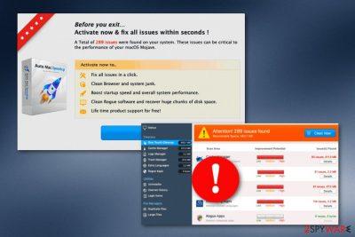 Auto Mac Speedup potentially unwanted program