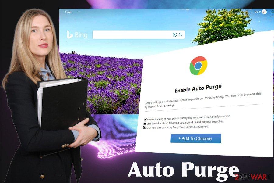 Auto Purge virus