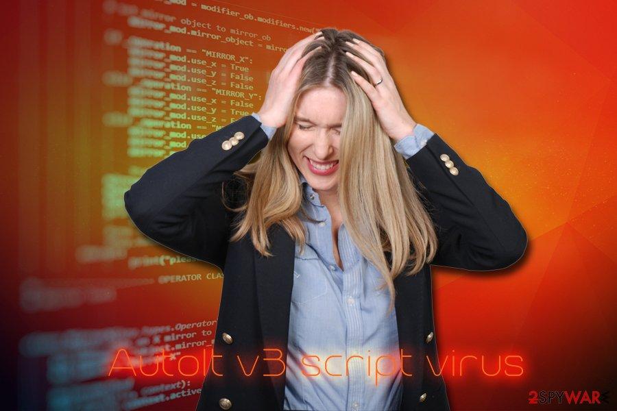 AutoIt v3 script malware