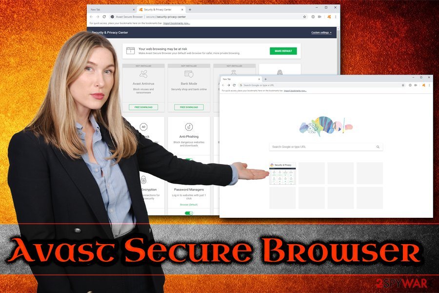 avast szbrowser uninstall