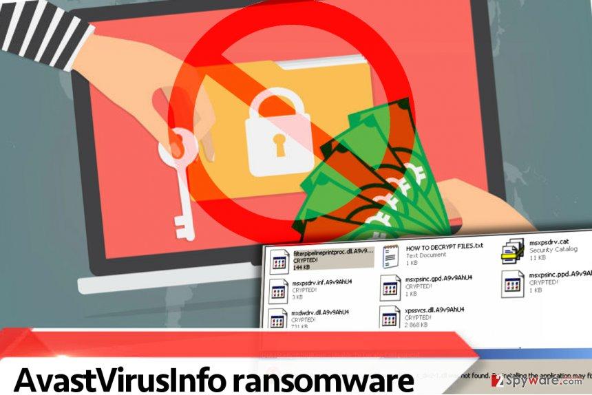 AvastVirusInfo ransomware
